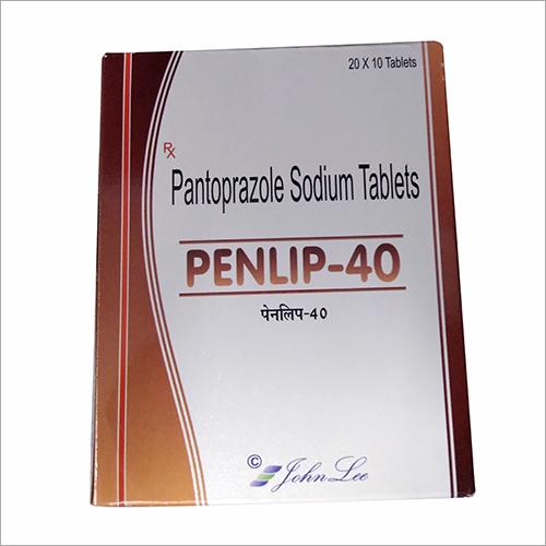 Penlip-40 Pantoprazole Sodium Tablet