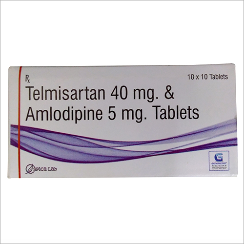 Telmisartan & Amlodipine Tablets