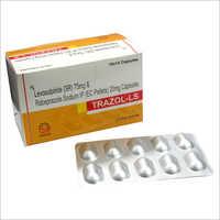 Levosulpiride Rabeprazole Sodium IP Capsules