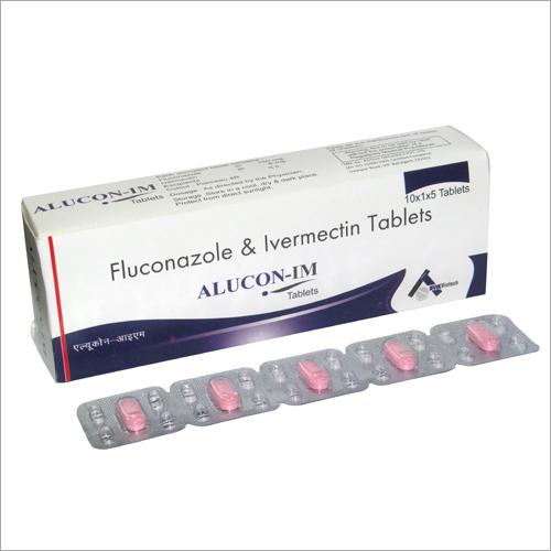 Fluconazole  Lvermectin Tablets