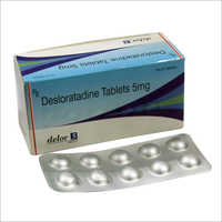 5mg Desloratadine Tablets