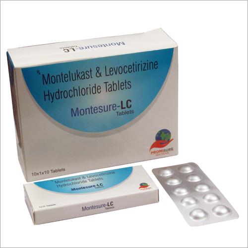 LC_Montelukast & Levocetirizine Hydrochloride Tablets