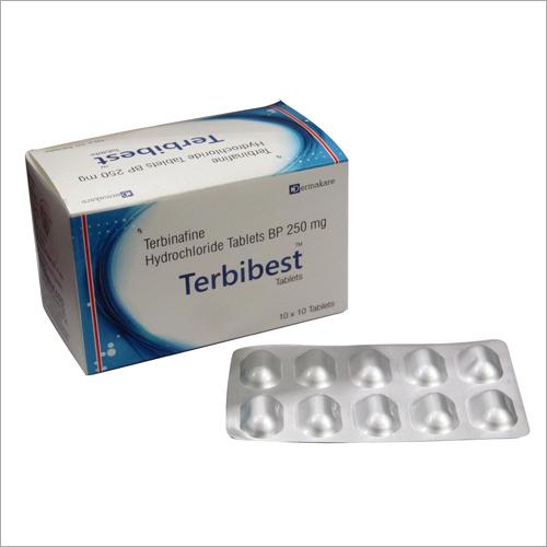 250mg_Terbinafine Hydrochloride Tablets BP