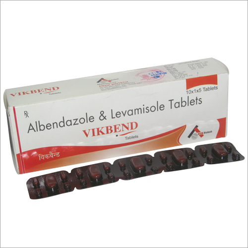 Albendazole & Levamisole Tablets