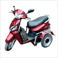 Disabled Vehicle Scooty