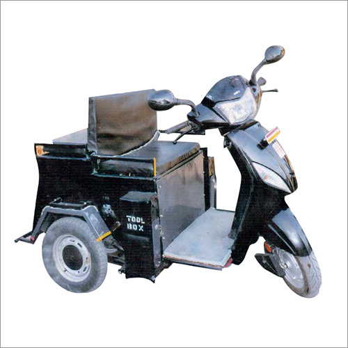 Handicapped Scooty