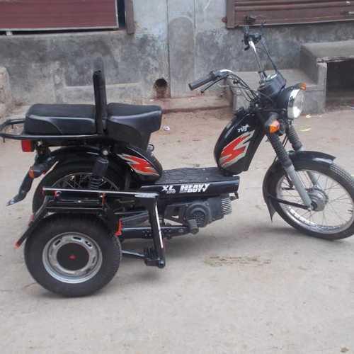 3 Wheeler Disable Vehicle