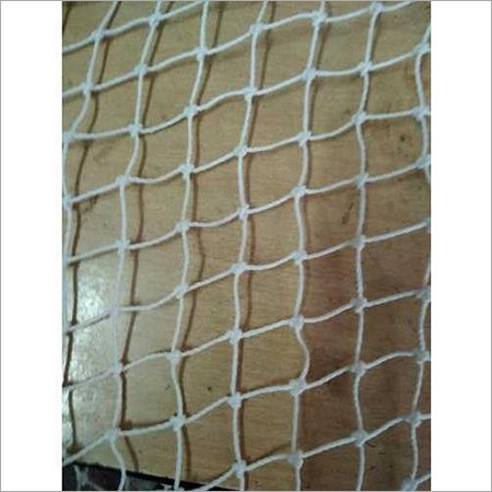 White Nylon Bird Net