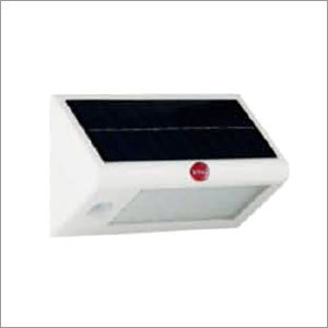 4W Solar Motion Censor Light