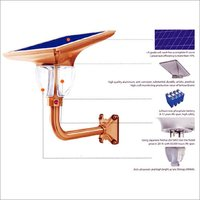 Lotus Gate-Garden Solar Light 7W (FBG 700)