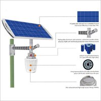 Solar Garden Light 15W (FBMF 1500)
