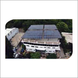 Solar Roof Top Hybrid