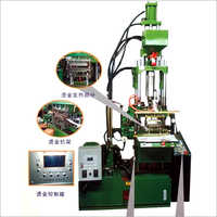 String Lock Machine