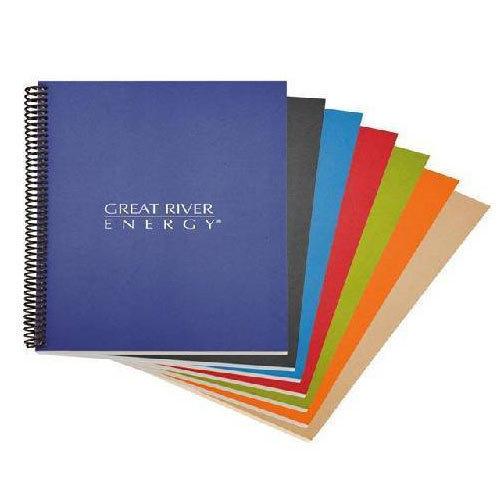 Spiral Notebook Printing Service