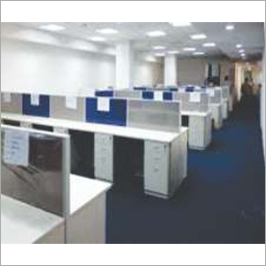Office Interior Turnkey Project Service