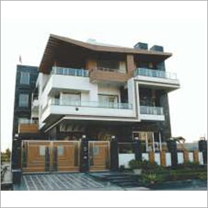 Commercial Exterior Project Service