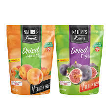 Printed Dry Fruit Pouch