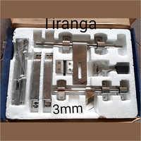 3mm Stainless Steel Door Kit