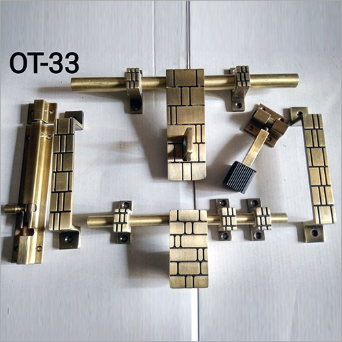 OT 33 Stainless Steel Door Kit