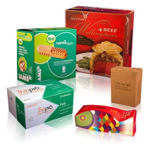 Carton Box Printing Service
