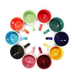 Colorful Coffee Mugs Printing