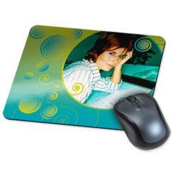 Colorful Mouse Pad Printing
