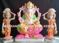 Marble Ganesh Darbar