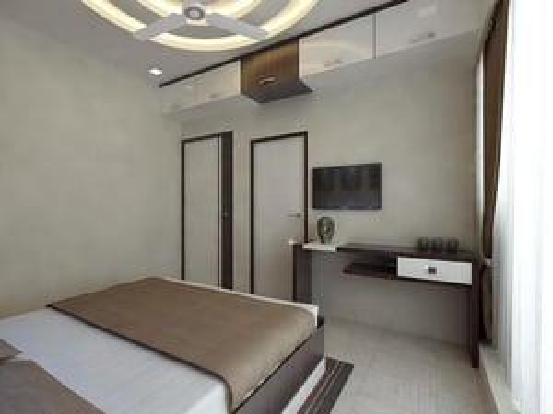 Luxury Hotel Interior Designing Service