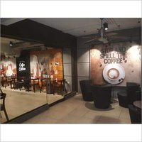 Modern Cafe Interior Designing Service