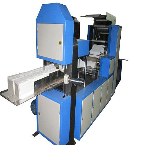 Fully Automatic Tissue Making Machine