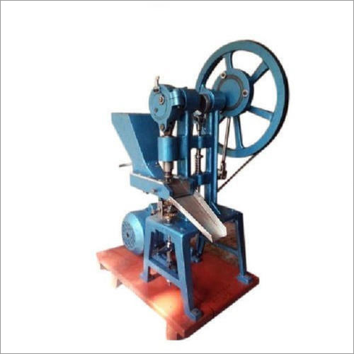 Fully Automatic Camphor Making Machine