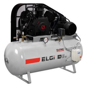 5-15 HP Two-Stage Oil Free Piston Compressors