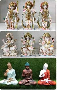 Decorative Marble God Statues