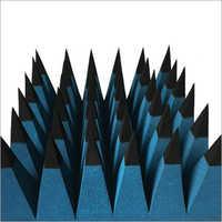 RF Pyramidal Absorber