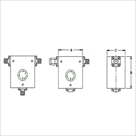 Coaxial Circulators Isolators