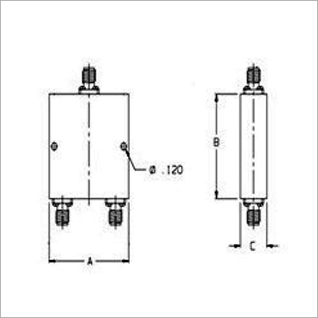Coaxial Power Dividers Combiners