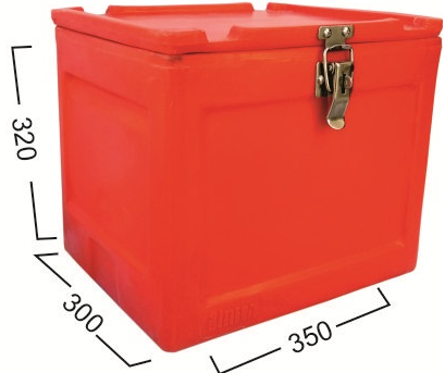Insulated Ice Box