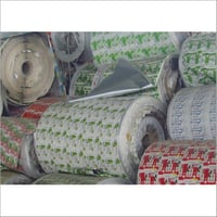 Paper cups and plate Raw Material