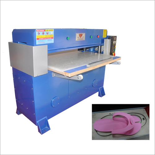 footwear Slipper Making Machine