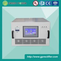 High Frequency IGBT Plating Power Supply