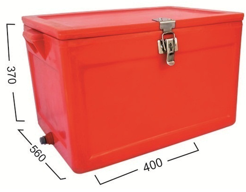 Plain Insulated Ice Box 50 ltrs.