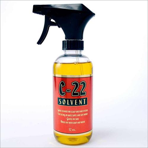 C22 Citrus Solvent 12oz hair wig glue remover