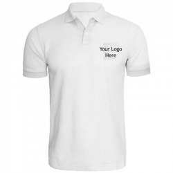 Corporate Promotional Logo Printed T-shirt