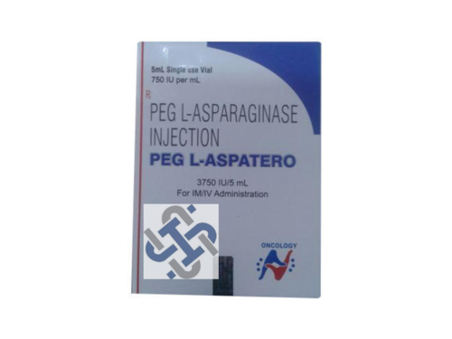 Peg L-Aspatero 3750iu Injection