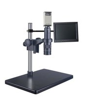 Monocular Video Microscope