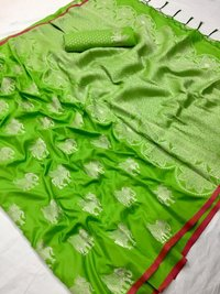Soft Mysore Silk Saree