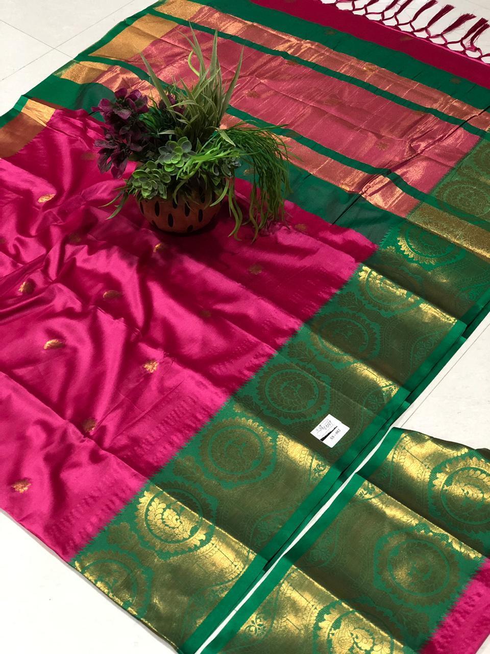 Woman'S Silk Saree