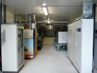 Control Atmosphere Cold Storage