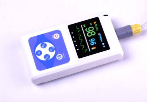 Hand Held Pulse Oximeter CMS 60D