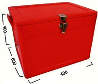 Plain Insulated Ice Box 60 Ltrs